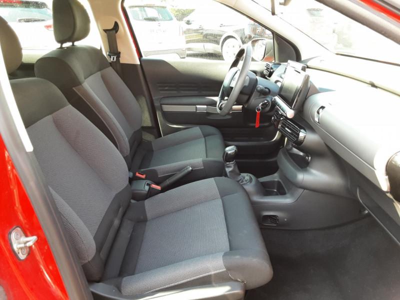 Photo 10 de l'offre de CITROEN C4 CACTUS PureTech 82 Feel  à 9990€ chez Centrale auto marché Périgueux