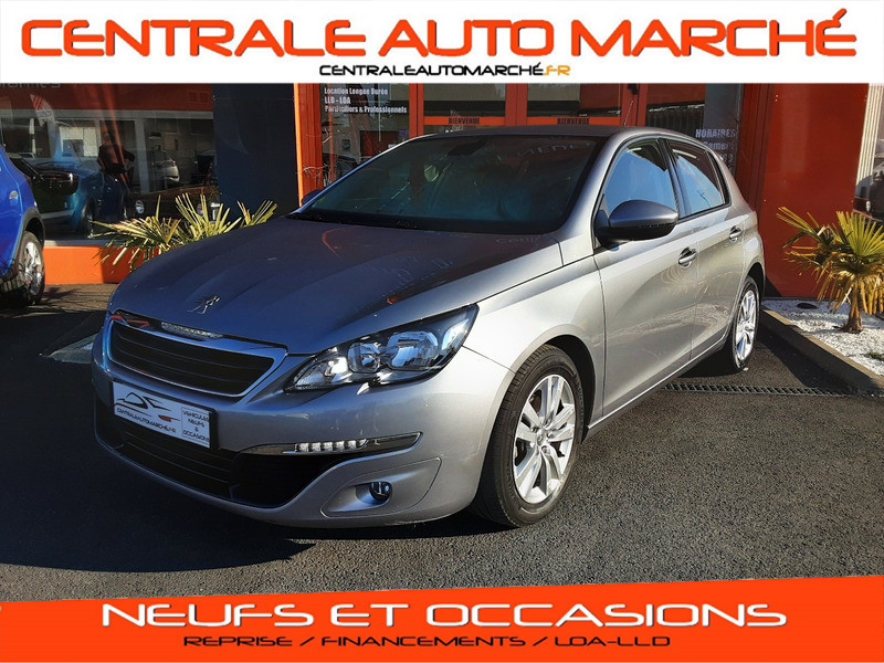 Peugeot 308 1.6 BlueHDi 120ch SetS EAT6 Active Business Diesel  Occasion à vendre