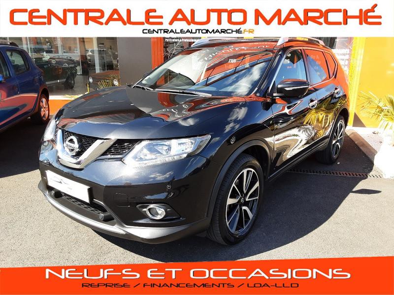Nissan X-TRAIL 1.6 dCi 130 7pl N-Connecta Diesel  Occasion à vendre