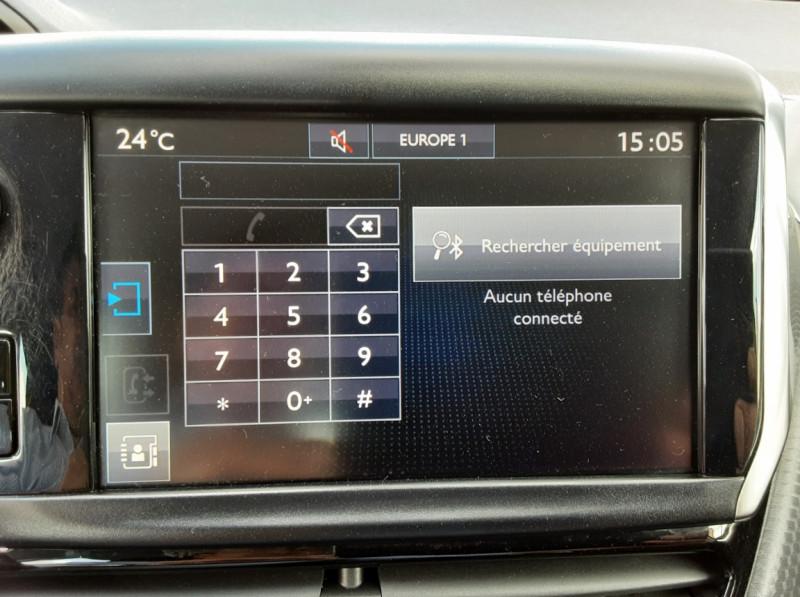 Photo 26 de l'offre de PEUGEOT 208 1.6 BlueHDi 100ch SetS BVM5 Allure Business à 12490€ chez Centrale auto marché Périgueux