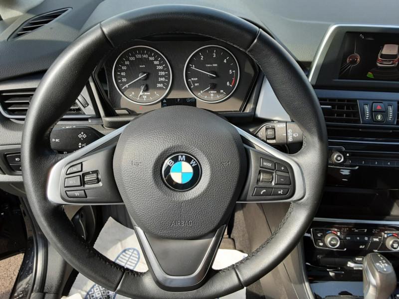 Photo 27 de l'offre de BMW SERIE 2 ACTIVE TOURER 218d BVA8 Business à 17990€ chez Centrale auto marché Périgueux