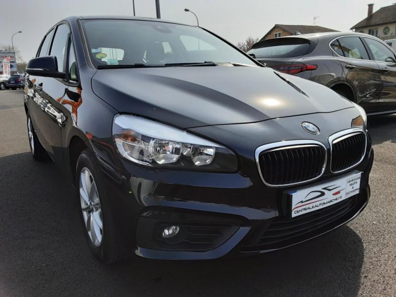 Photo 12 de l'offre de BMW SERIE 2 ACTIVE TOURER 218d BVA8 Business à 17990€ chez Centrale auto marché Périgueux