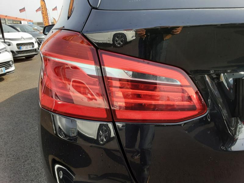 Photo 5 de l'offre de BMW SERIE 2 ACTIVE TOURER 218d BVA8 Business à 17990€ chez Centrale auto marché Périgueux