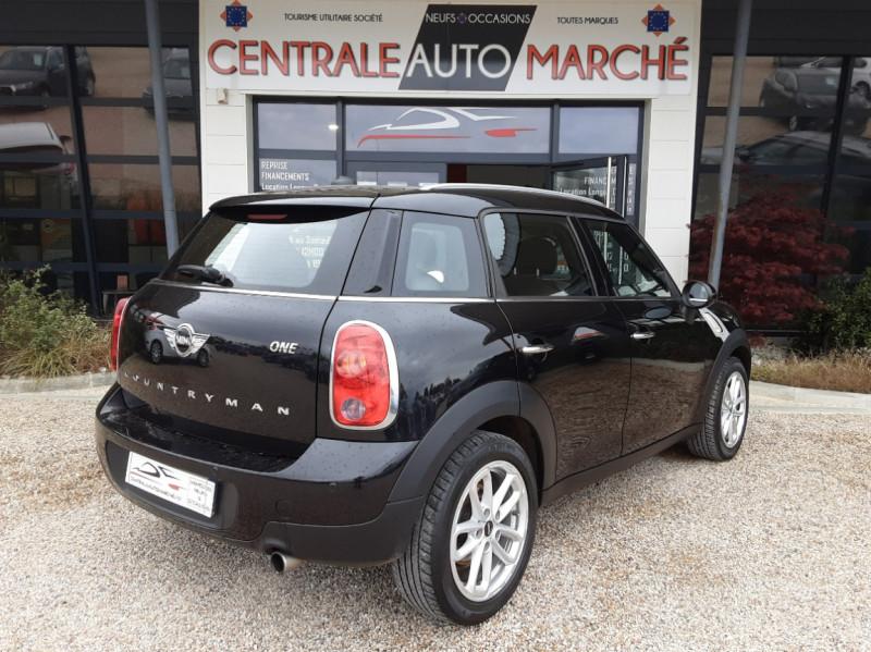 Photo 6 de l'offre de MINI COUNTRYMAN Mini Countryman 98 ch Chili + à 15990€ chez Centrale auto marché Périgueux