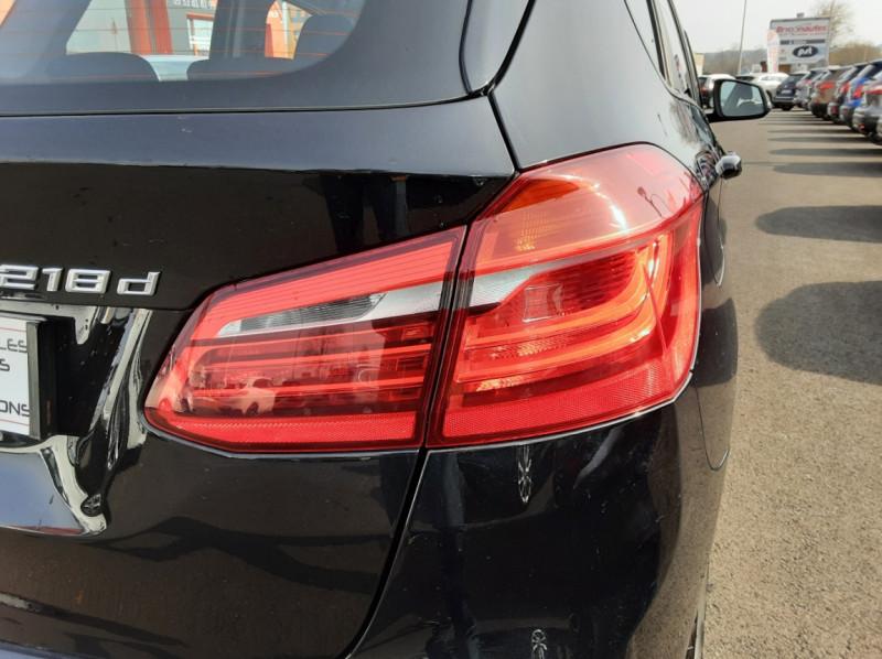 Photo 4 de l'offre de BMW SERIE 2 ACTIVE TOURER 218d BVA8 Business à 17990€ chez Centrale auto marché Périgueux