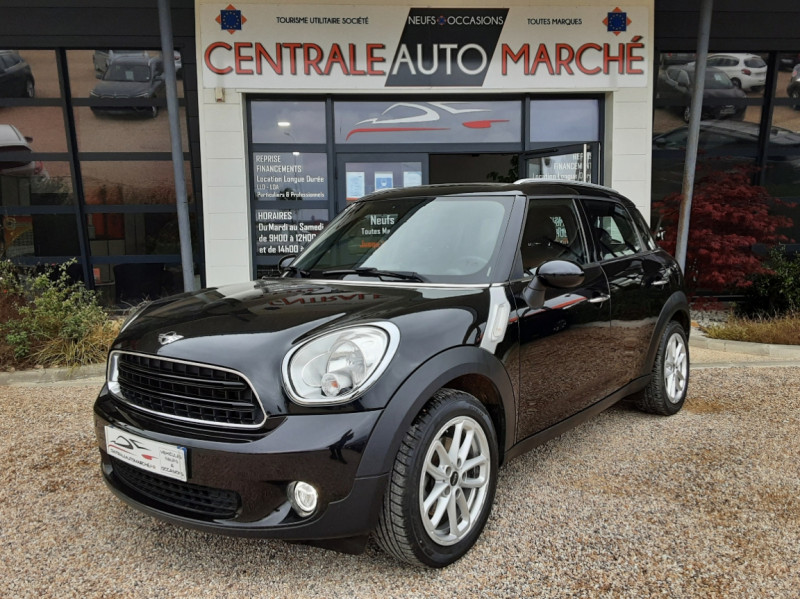 Mini COUNTRYMAN Mini Countryman 98 ch Chili + Essence  Occasion à vendre