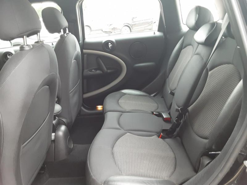Photo 13 de l'offre de MINI COUNTRYMAN Mini Countryman 98 ch Chili + à 15990€ chez Centrale auto marché Périgueux