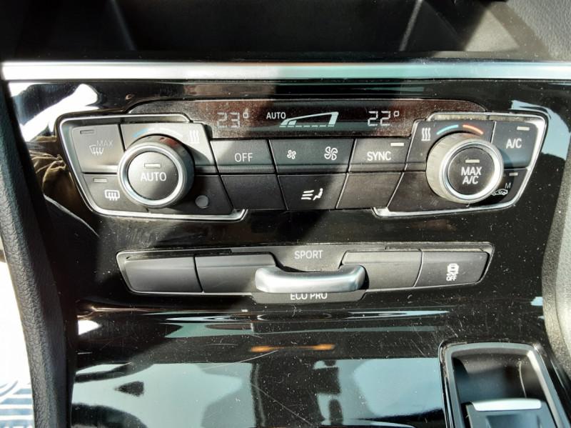 Photo 22 de l'offre de BMW SERIE 2 ACTIVE TOURER 218d BVA8 Business à 17990€ chez Centrale auto marché Périgueux