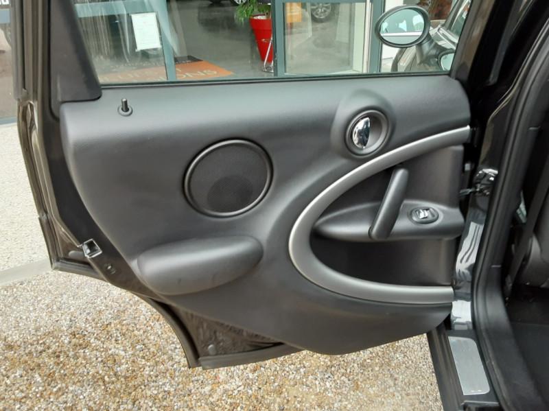 Photo 10 de l'offre de MINI COUNTRYMAN Mini Countryman 98 ch Chili + à 15990€ chez Centrale auto marché Périgueux
