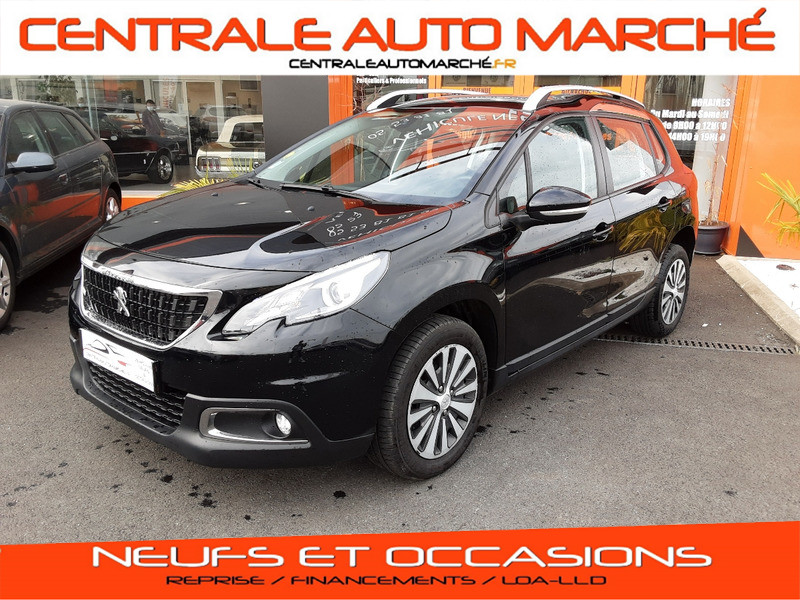 Peugeot 2008 1.6 BlueHDi 100ch SetS ETG6 Active Business Diesel  Occasion à vendre