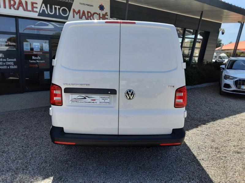 Photo 42 de l'offre de VOLKSWAGEN TRANSPORTER FGN L1H1 2.0 TDI 150 DSG7 BUSINESS LINE à 23900€ chez Centrale auto marché Périgueux