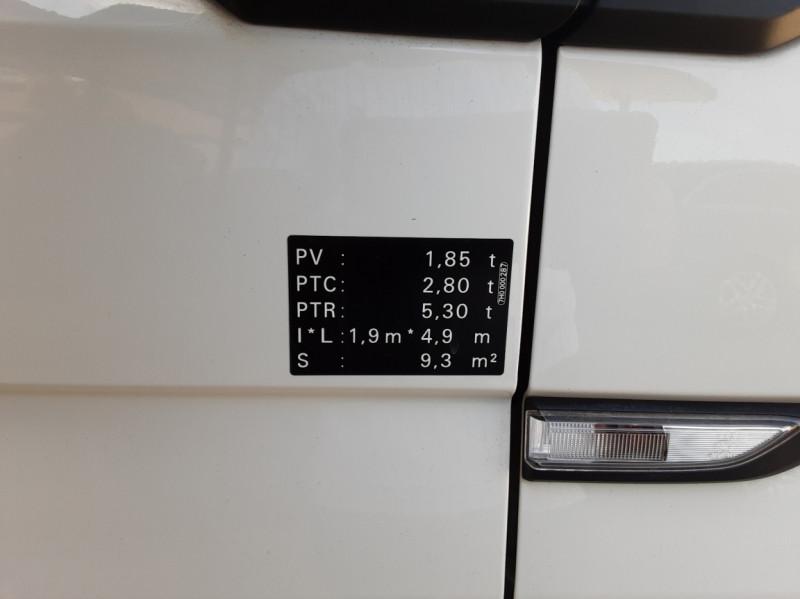 Photo 17 de l'offre de VOLKSWAGEN TRANSPORTER FGN L1H1 2.0 TDI 150 DSG7 BUSINESS LINE à 23900€ chez Centrale auto marché Périgueux