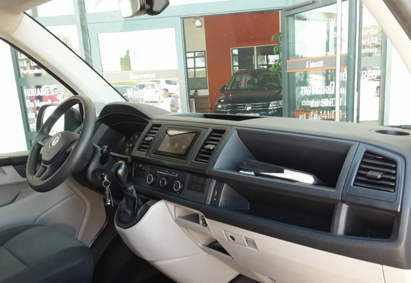 Photo 11 de l'offre de VOLKSWAGEN TRANSPORTER FGN L1H1 2.0 TDI 150 DSG7 BUSINESS LINE à 23900€ chez Centrale auto marché Périgueux
