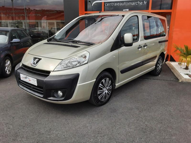 Peugeot EXPERT TEPEE 2.0 HDI 120ch Confort Long TPMR 5pl Diesel  Occasion à vendre