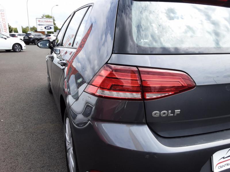 Photo 27 de l'offre de VOLKSWAGEN GOLF VII 1.6 TDI 115 BlueMotion Trendline à 13490€ chez Centrale auto marché Périgueux