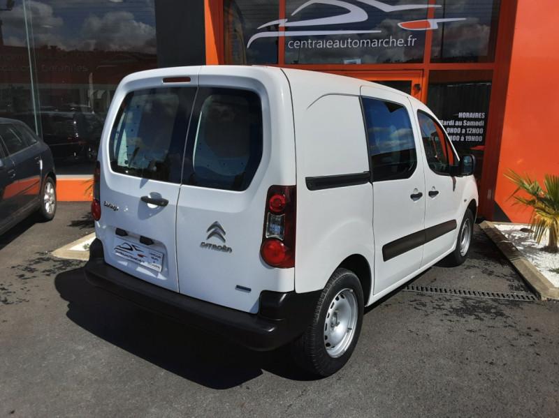 Photo 2 de l'offre de CITROEN BERLINGO M BLUEHDI 75 CLUB  à 8700€ chez Centrale auto marché Périgueux