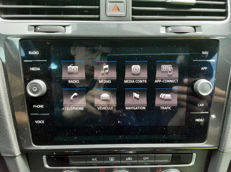 Photo 12 de l'offre de VOLKSWAGEN GOLF VII 1.6 TDI 115 BlueMotion Trendline à 13490€ chez Centrale auto marché Périgueux