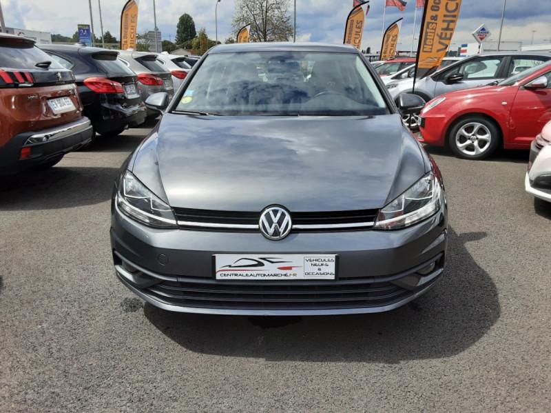 Photo 5 de l'offre de VOLKSWAGEN GOLF VII 1.6 TDI 115 BlueMotion Trendline à 13490€ chez Centrale auto marché Périgueux