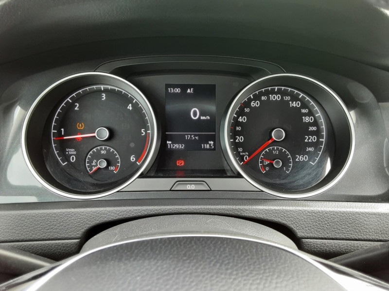 Photo 10 de l'offre de VOLKSWAGEN GOLF VII 1.6 TDI 115 BlueMotion Trendline à 13490€ chez Centrale auto marché Périgueux