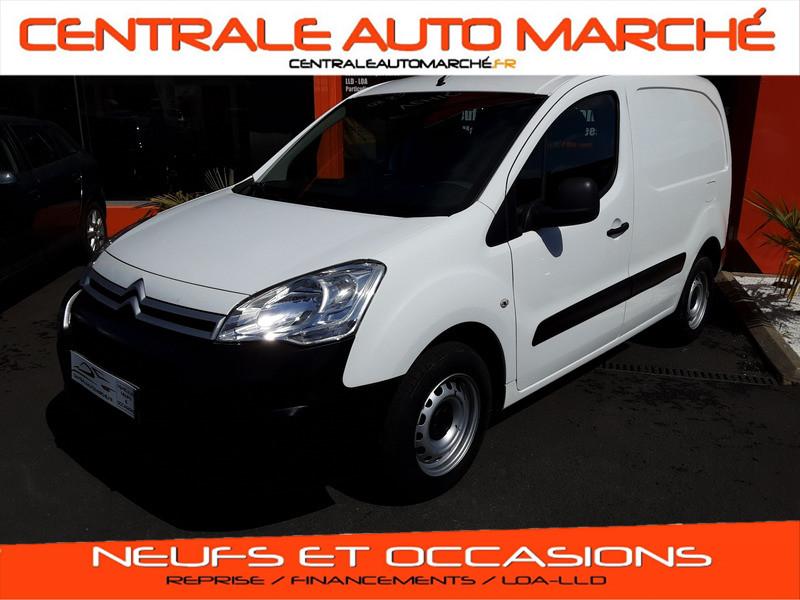 Photo 1 de l'offre de CITROEN BERLINGO M BLUEHDI 75 CLUB  à 8700€ chez Centrale auto marché Périgueux