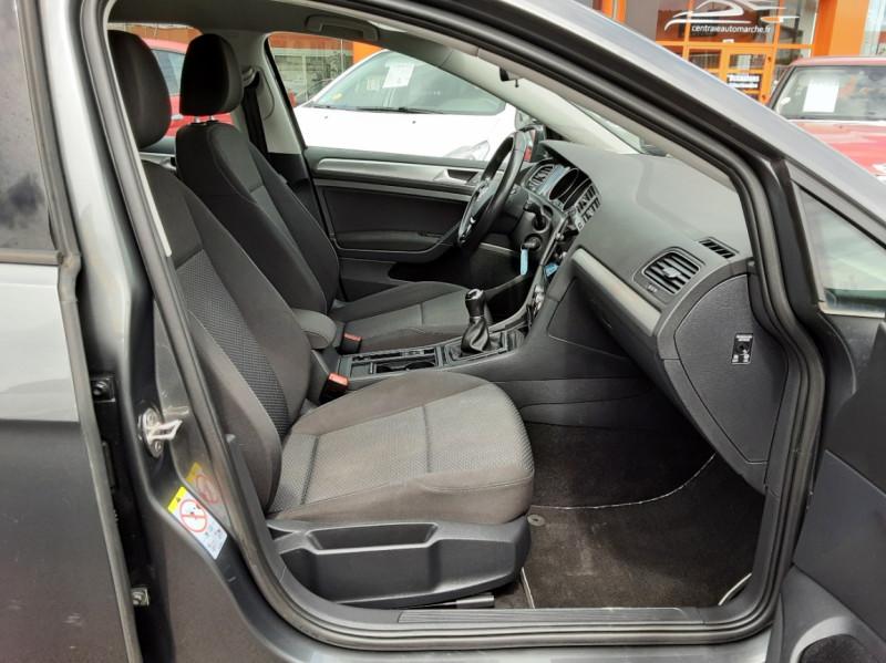 Photo 30 de l'offre de VOLKSWAGEN GOLF VII 1.6 TDI 115 BlueMotion Trendline à 13490€ chez Centrale auto marché Périgueux