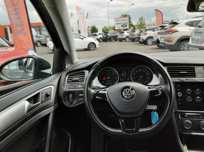Photo 24 de l'offre de VOLKSWAGEN GOLF VII 1.6 TDI 115 BlueMotion Trendline à 13490€ chez Centrale auto marché Périgueux