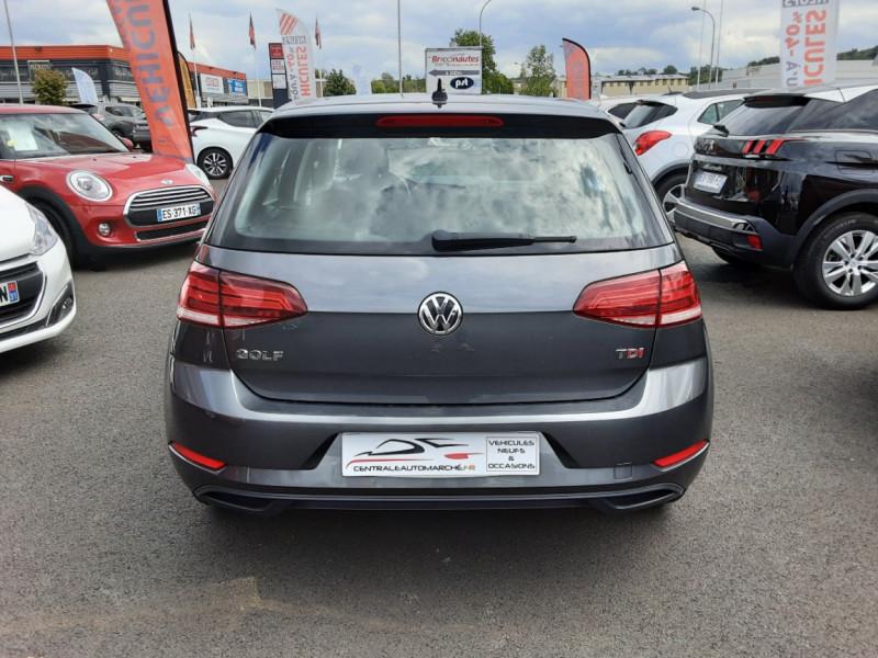 Photo 21 de l'offre de VOLKSWAGEN GOLF VII 1.6 TDI 115 BlueMotion Trendline à 13490€ chez Centrale auto marché Périgueux
