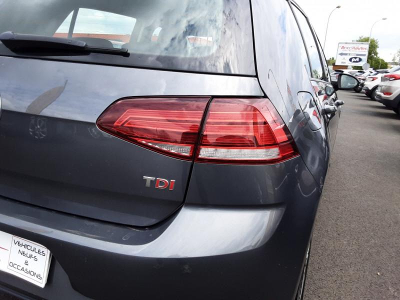 Photo 26 de l'offre de VOLKSWAGEN GOLF VII 1.6 TDI 115 BlueMotion Trendline à 13490€ chez Centrale auto marché Périgueux