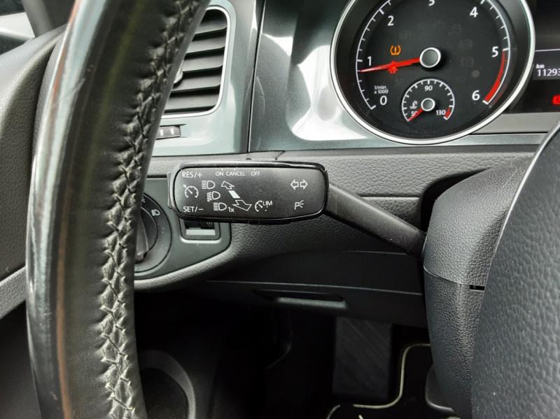 Photo 18 de l'offre de VOLKSWAGEN GOLF VII 1.6 TDI 115 BlueMotion Trendline à 13490€ chez Centrale auto marché Périgueux