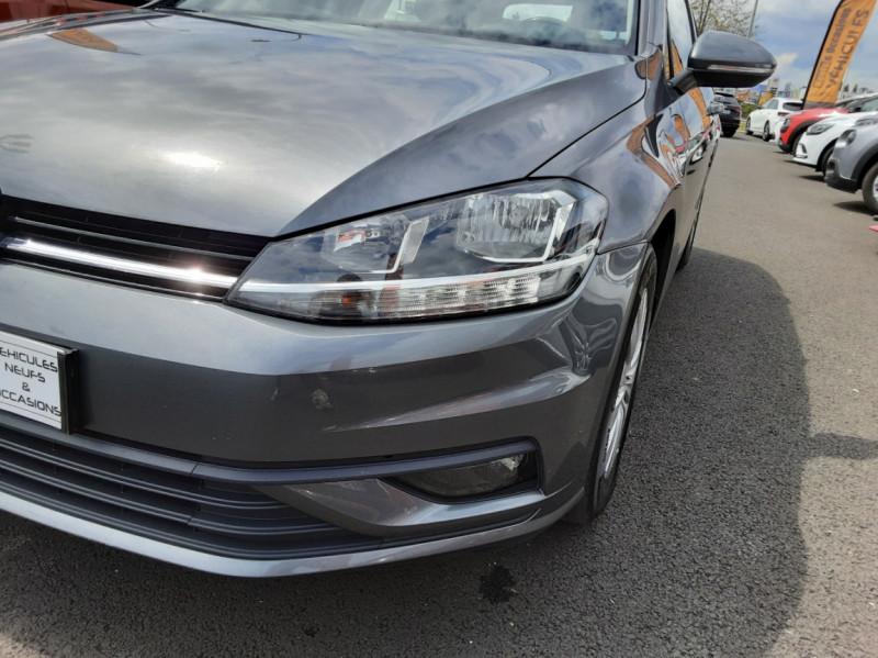 Photo 8 de l'offre de VOLKSWAGEN GOLF VII 1.6 TDI 115 BlueMotion Trendline à 13490€ chez Centrale auto marché Périgueux