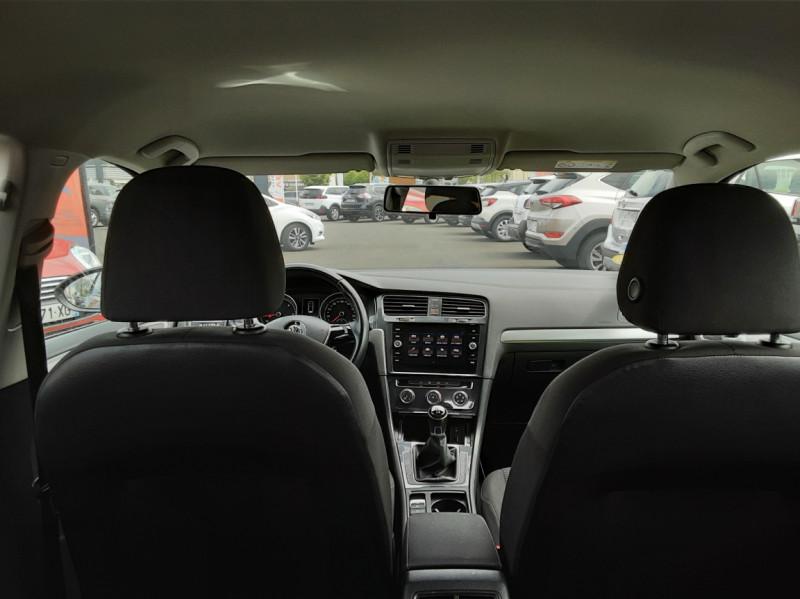 Photo 39 de l'offre de VOLKSWAGEN GOLF VII 1.6 TDI 115 BlueMotion Trendline à 13490€ chez Centrale auto marché Périgueux