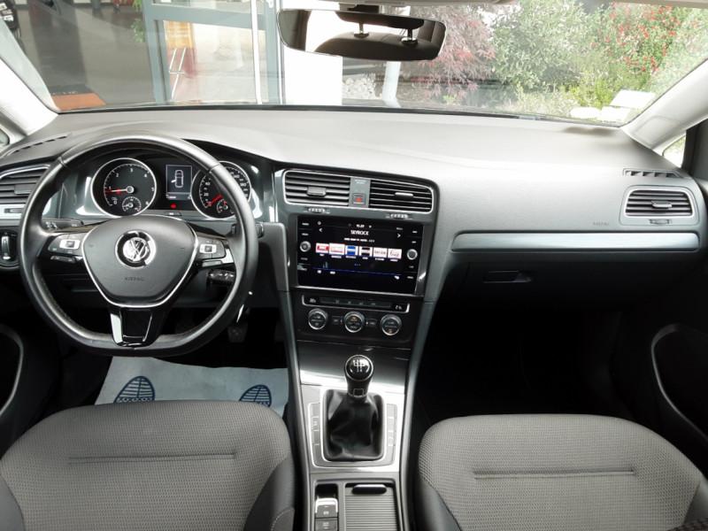 Photo 48 de l'offre de VOLKSWAGEN GOLF 1.6 TDI 115ch BMT FAP Confortline Business à 14490€ chez Centrale auto marché Périgueux