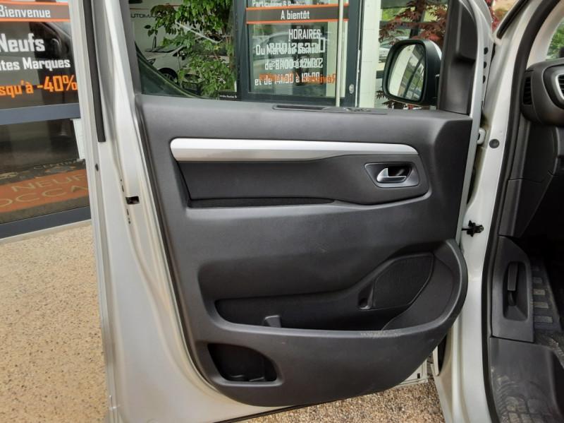 Photo 16 de l'offre de CITROEN SPACE TOURER XL BlueHDi 115 SetS BVM6 Business à 26490€ chez Centrale auto marché Périgueux