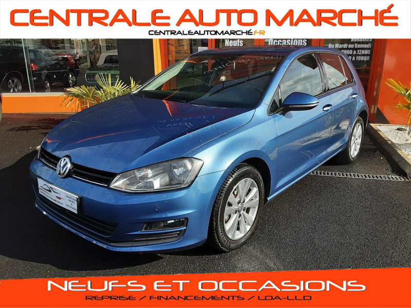 Volkswagen GOLF Golf 2.0 TDI 150 BlueMotion Technology FAP Confort GAZOLE  Occasion à vendre