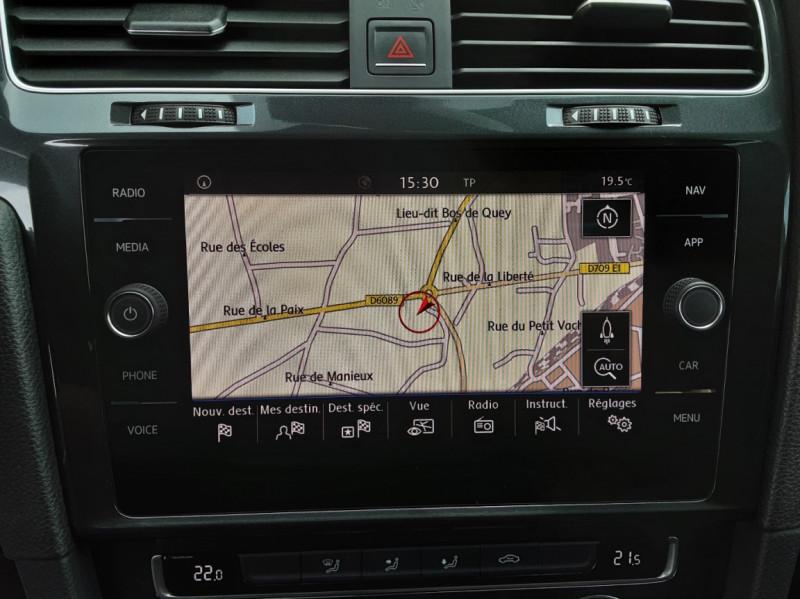 Photo 15 de l'offre de VOLKSWAGEN GOLF 1.6 TDI 115ch BMT FAP Confortline Business à 14490€ chez Centrale auto marché Périgueux