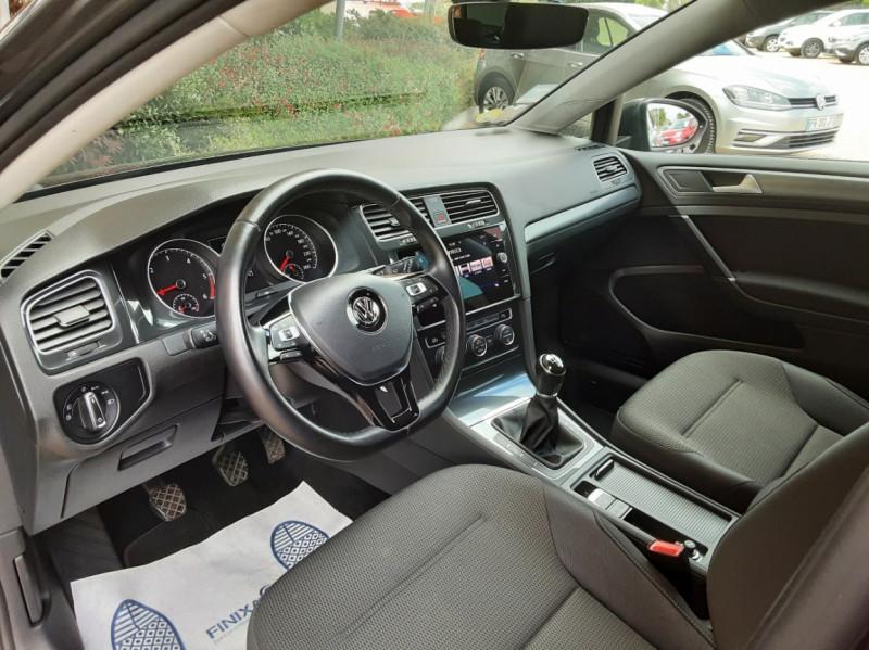 Photo 17 de l'offre de VOLKSWAGEN GOLF 1.6 TDI 115ch BMT FAP Confortline Business à 14490€ chez Centrale auto marché Périgueux