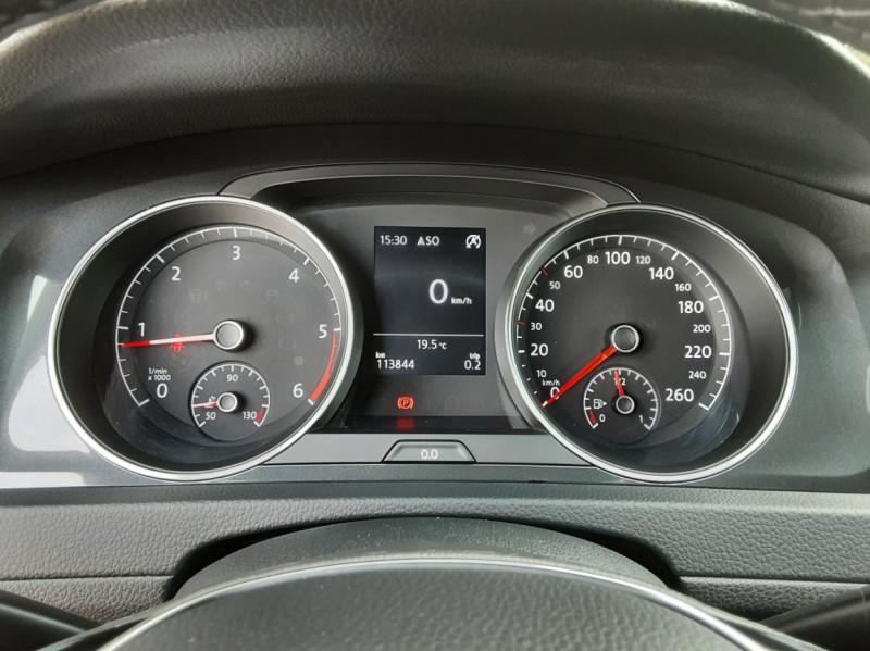 Photo 39 de l'offre de VOLKSWAGEN GOLF 1.6 TDI 115ch BMT FAP Confortline Business à 14490€ chez Centrale auto marché Périgueux