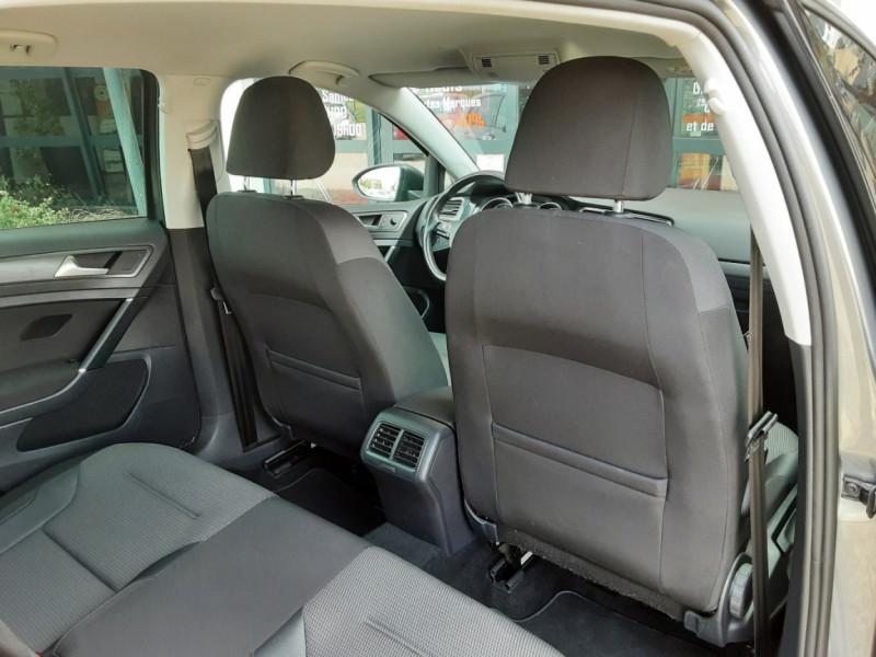 Photo 20 de l'offre de VOLKSWAGEN GOLF 1.6 TDI 115ch BMT FAP Confortline Business à 14490€ chez Centrale auto marché Périgueux
