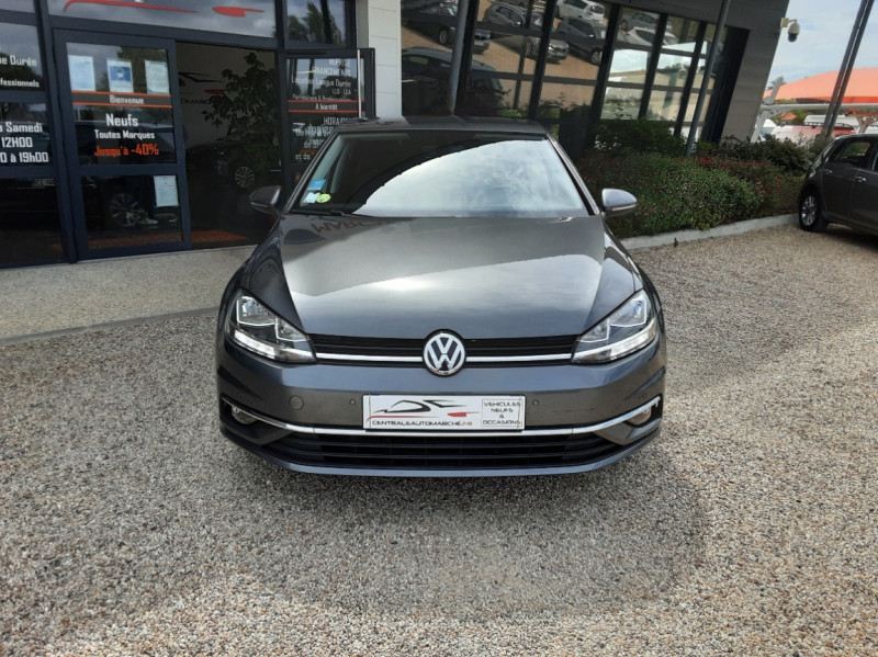 Photo 36 de l'offre de VOLKSWAGEN GOLF 1.6 TDI 115ch BMT FAP Confortline Business à 14490€ chez Centrale auto marché Périgueux