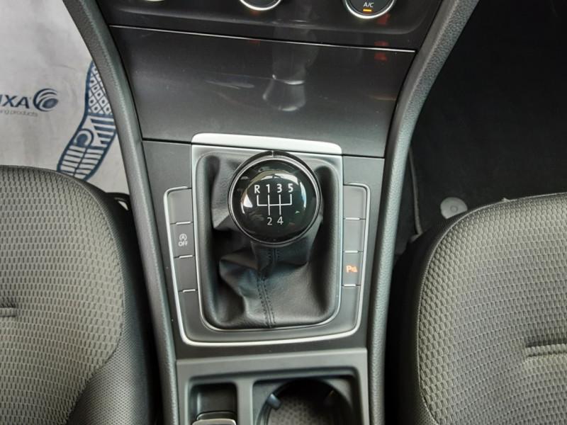 Photo 11 de l'offre de VOLKSWAGEN GOLF 1.6 TDI 115ch BMT FAP Confortline Business à 14490€ chez Centrale auto marché Périgueux