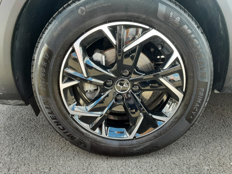 Photo 45 de l'offre de DS DS3 CROSSBACK BlueHDi 100 SetS BVM6 So Chic à 23990€ chez Centrale auto marché Périgueux