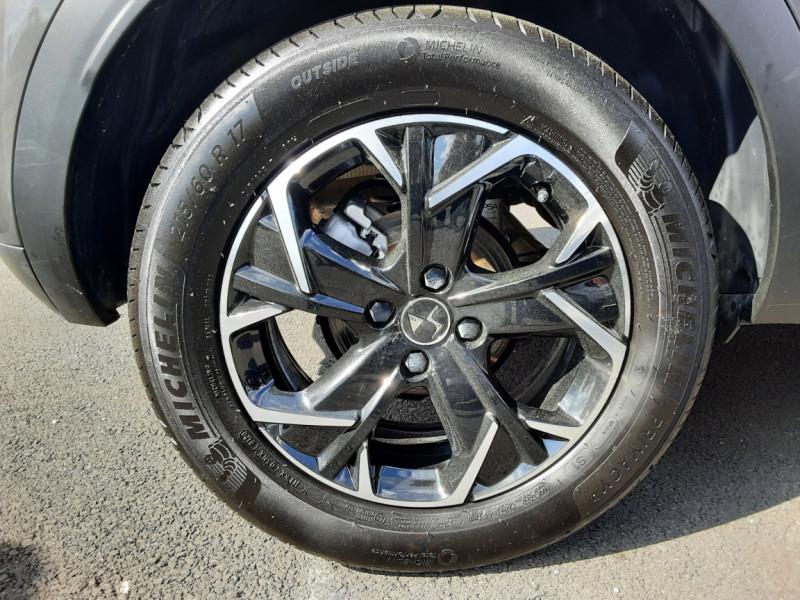 Photo 46 de l'offre de DS DS3 CROSSBACK BlueHDi 100 SetS BVM6 So Chic à 23990€ chez Centrale auto marché Périgueux