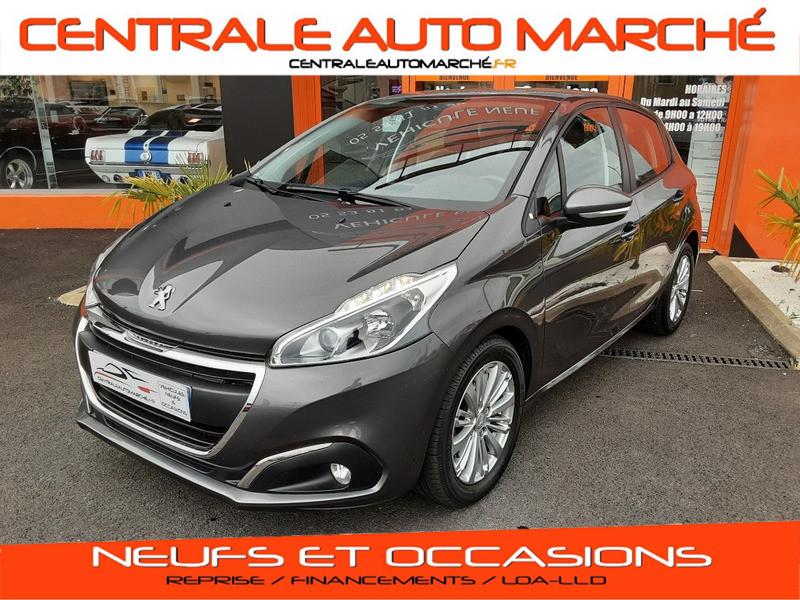 Peugeot 208 1.6 BlueHDi 75ch BVM5 Active GAZOLE  Occasion à vendre