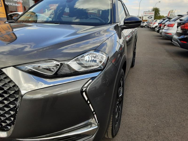 Photo 34 de l'offre de DS DS3 CROSSBACK BlueHDi 100 SetS BVM6 So Chic à 23990€ chez Centrale auto marché Périgueux