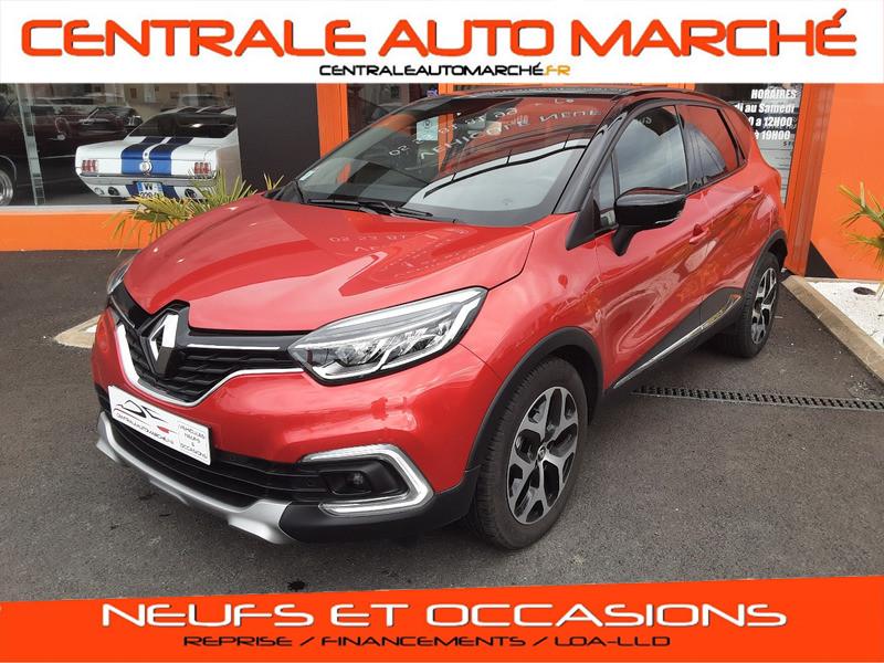 Renault CAPTUR dCi 90 EDC Intens Diesel  Occasion à vendre