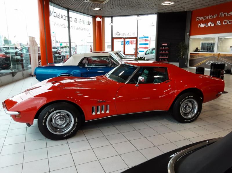 Photo 5 de l'offre de CHEVROLET CORVETTE C3 big Block 427ci V8 à 68000€ chez Centrale auto marché Périgueux