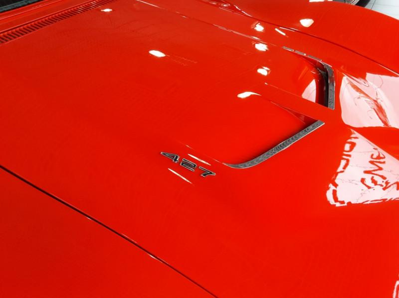Photo 9 de l'offre de CHEVROLET CORVETTE C3 big Block 427ci V8 à 68000€ chez Centrale auto marché Périgueux