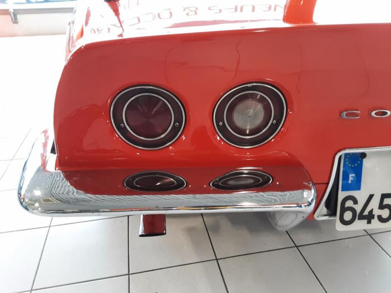 Photo 28 de l'offre de CHEVROLET CORVETTE C3 big Block 427ci V8 à 68000€ chez Centrale auto marché Périgueux