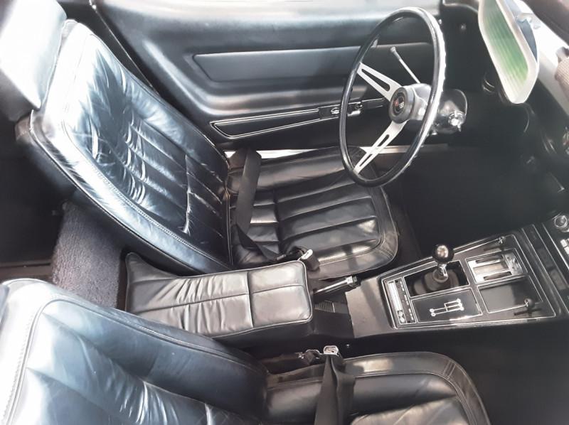 Photo 24 de l'offre de CHEVROLET CORVETTE C3 big Block 427ci V8 à 68000€ chez Centrale auto marché Périgueux