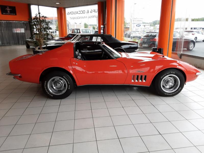Photo 45 de l'offre de CHEVROLET CORVETTE C3 big Block 427ci V8 à 68000€ chez Centrale auto marché Périgueux